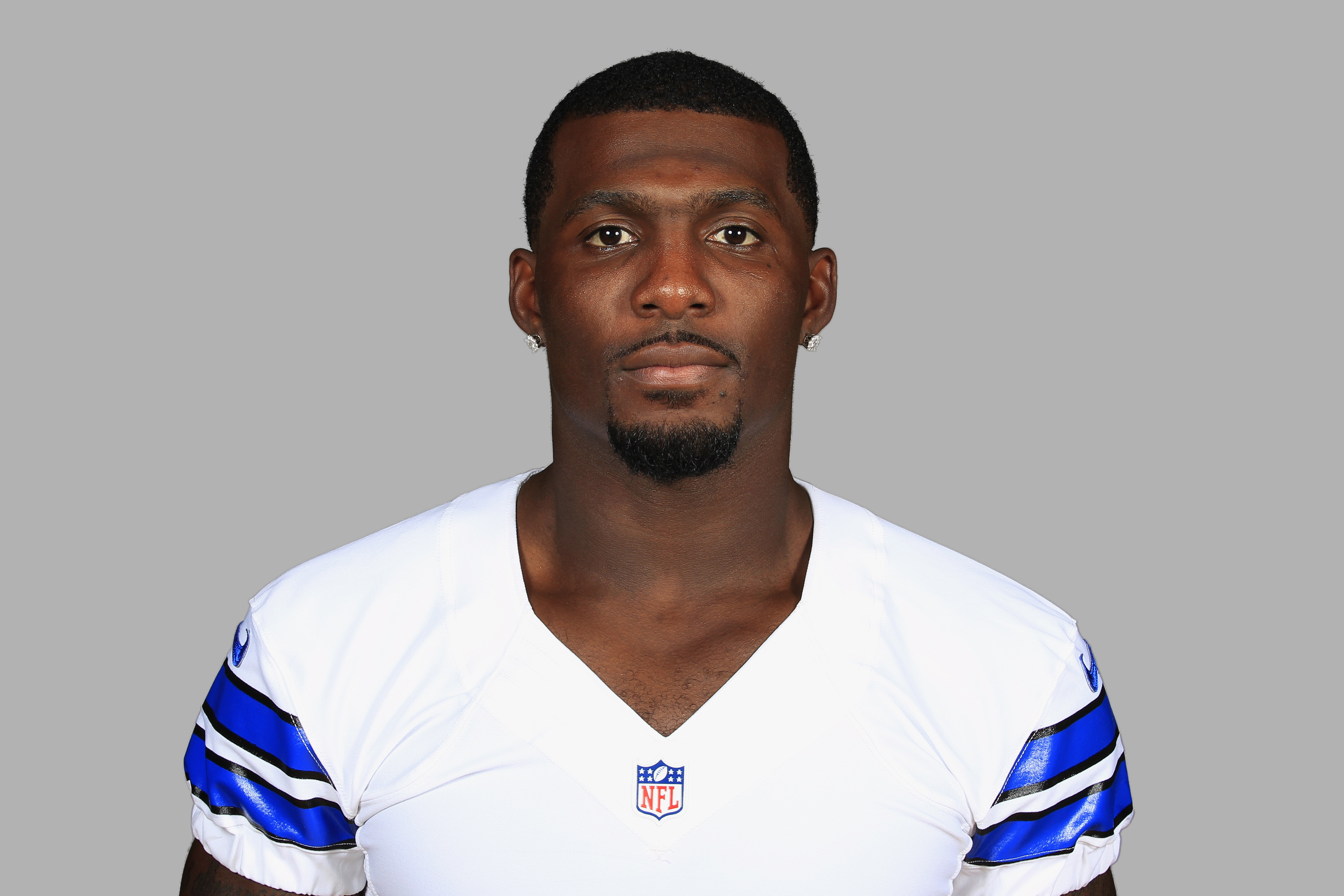 This is a photo of Dez Bryant of the Dallas Cowboys NFL football team. This image reflects the Dallas Cowboys active roster as of Monday, June 29, 2015. (AP Photo)