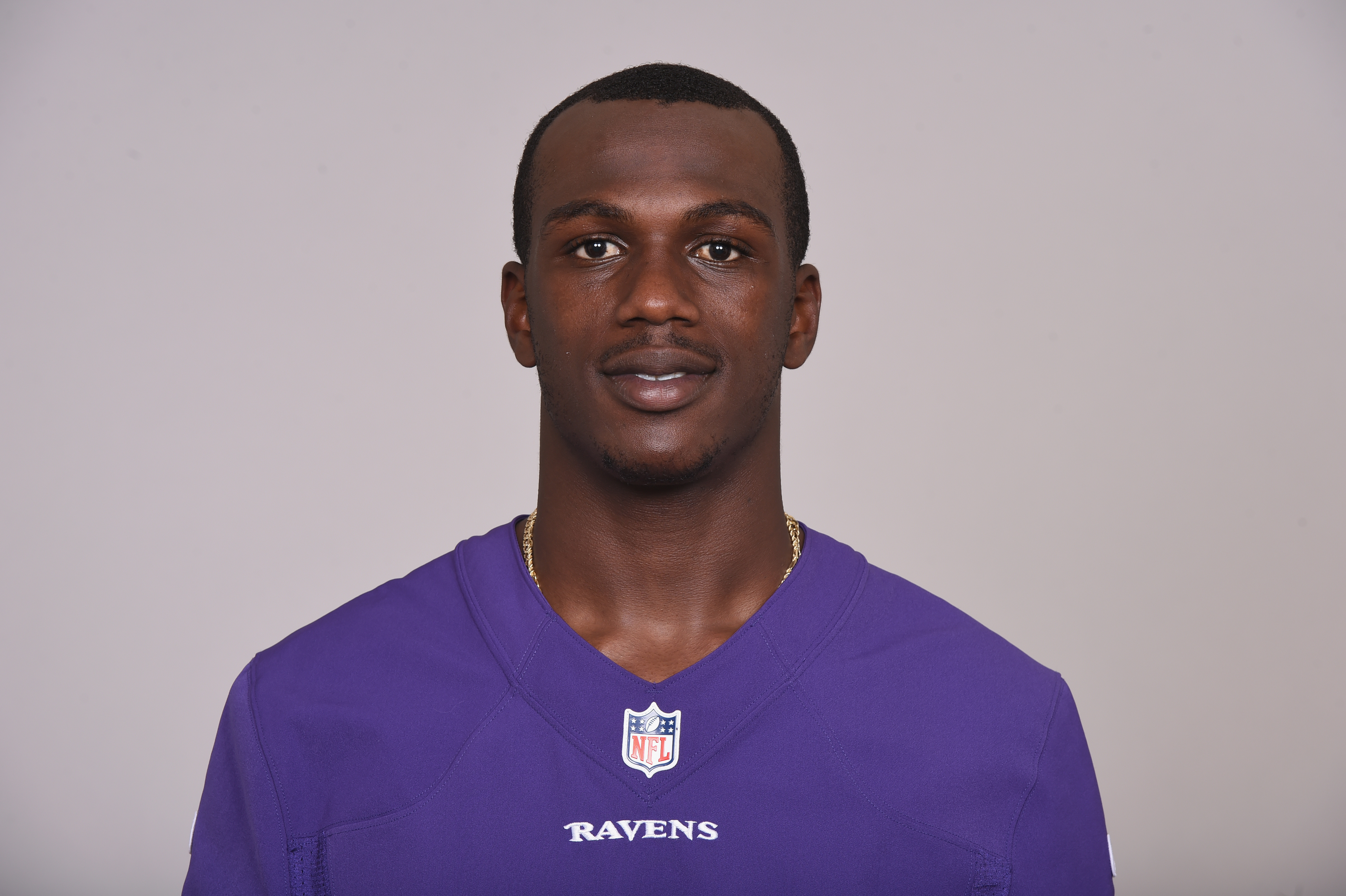 This is a 2015 photo of Tray Walker of the Baltimore Ravens NFL football team. This image reflects the Baltimore Ravens active roster as of Friday, May 8, 2015 when this image was taken. (AP Photo)