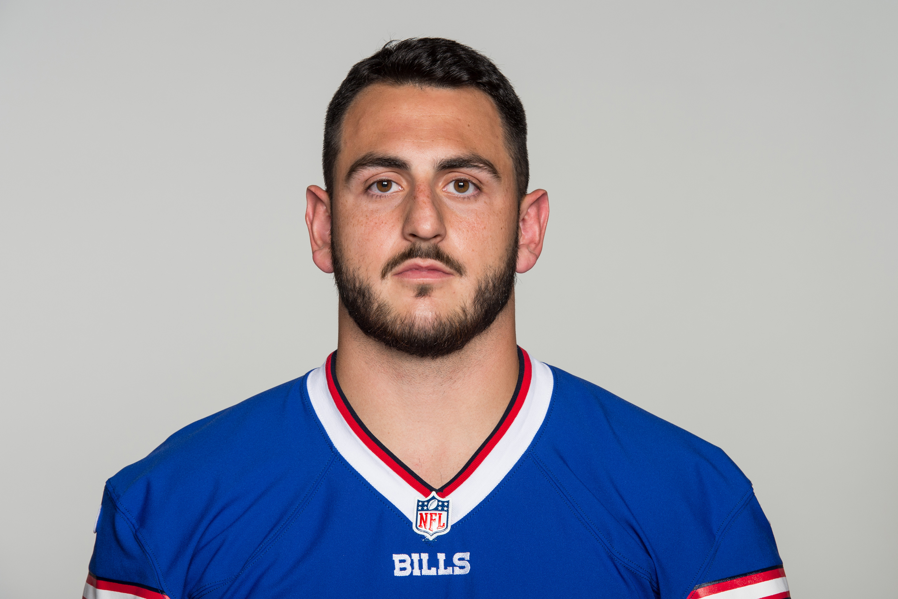 This is a 2015 photo of A.J. Tarpley of the Buffalo Bills NFL football team. This image reflects the Buffalo Bills active roster as of Thursday, May 7, 2015 when this image was taken. (AP Photo)