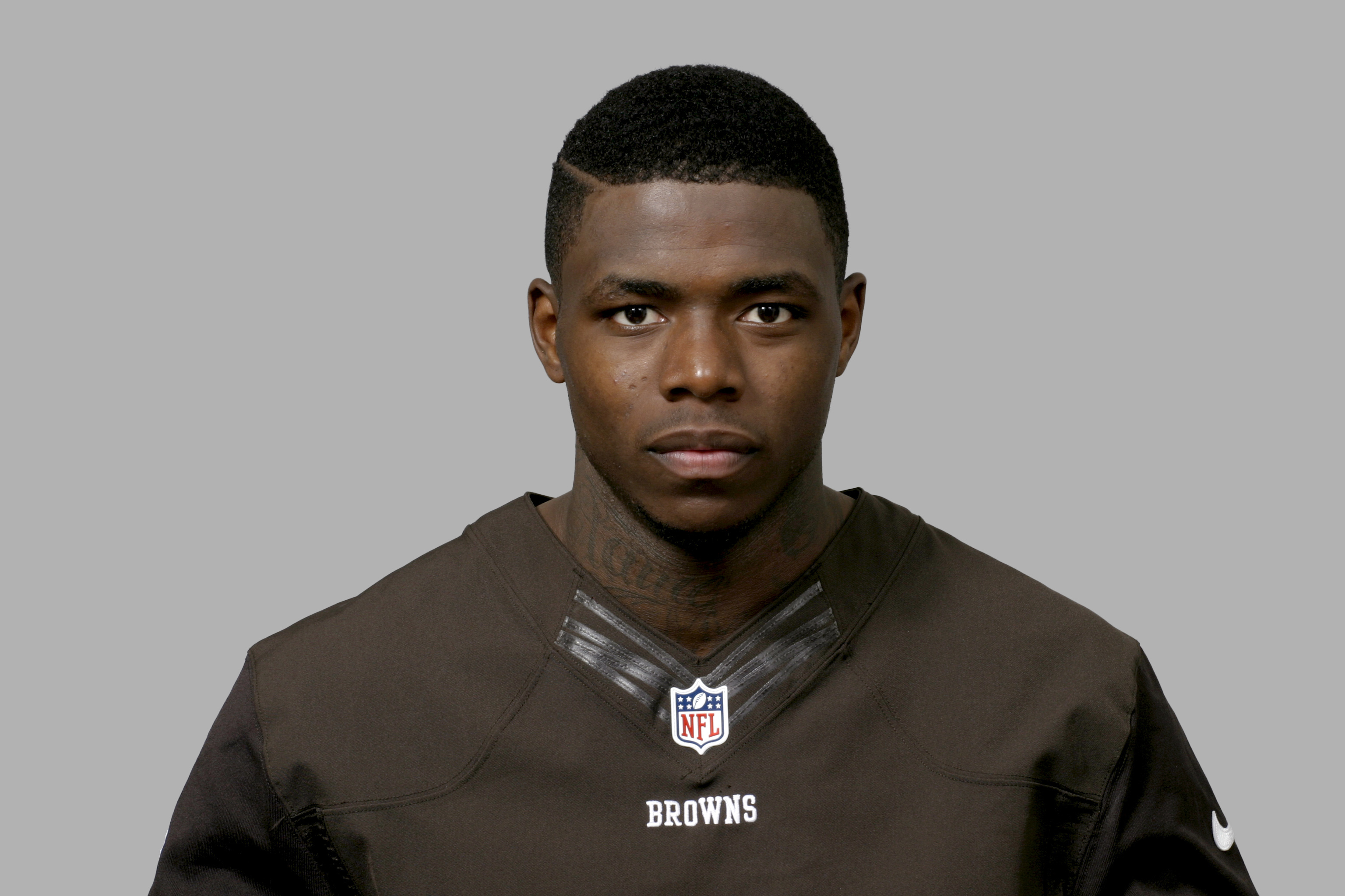 File-This July 8, 2014, file photo shows Josh Gordon of the Cleveland Browns NFL football team.  Gordon displayed a willingness to change when he met with team officials after being reinstated from a long suspension by NFL Commissioner Roger Goodell. Gord
