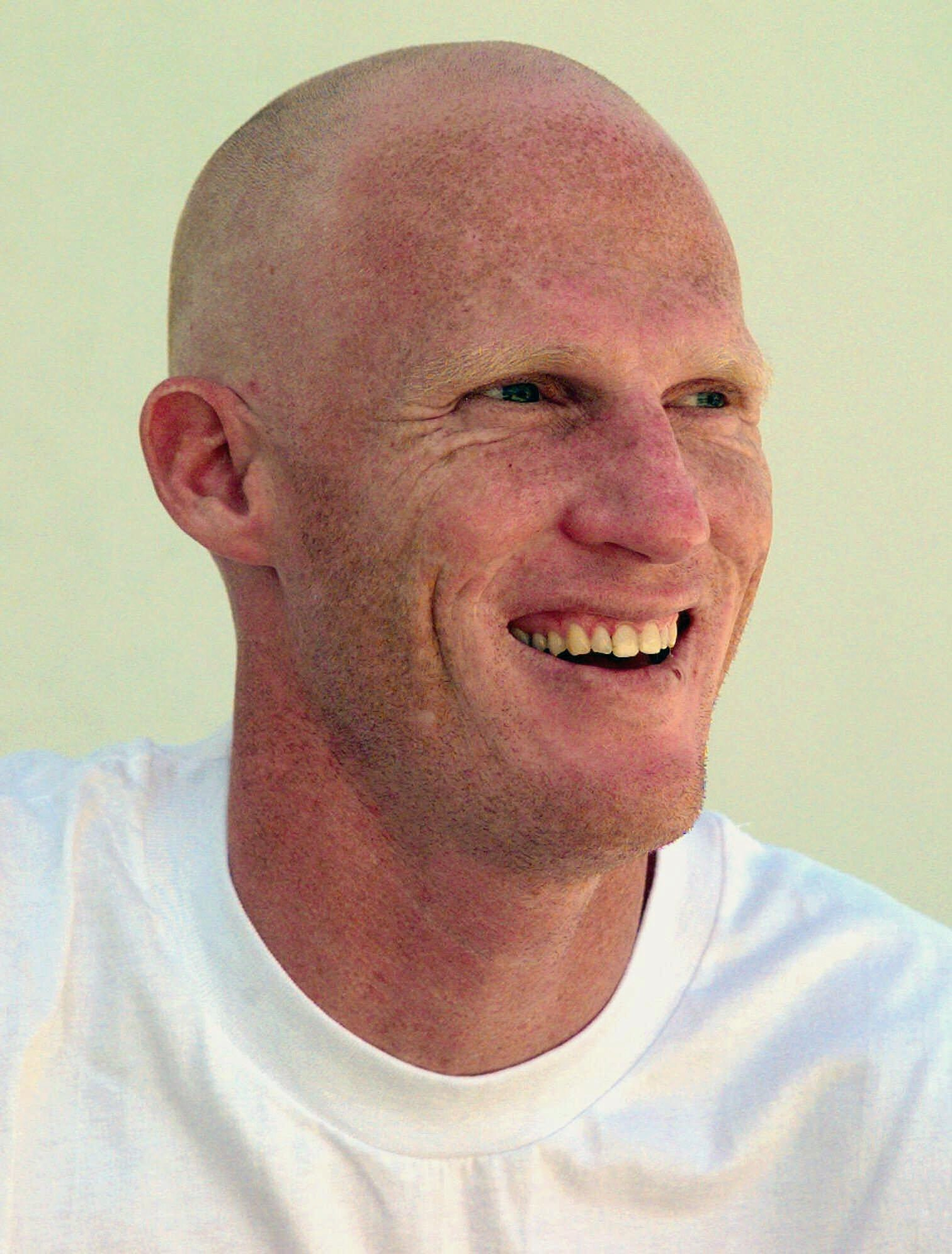 ADVANCE FOR WEEKEND EDITIONS, FEB. 10-11 - FILE - This Dec. 13, 2000 file photo shows Todd Marinovich after a Los Angeles Avengers team practice session in Culver City, Calif.   Right from the first time, that very first time heroin entered Marinovich's b