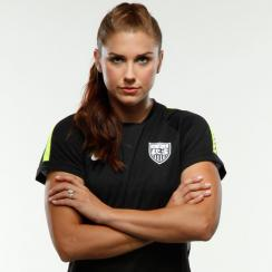 Alex Morgan leads the USWNT in Olympic qualifying