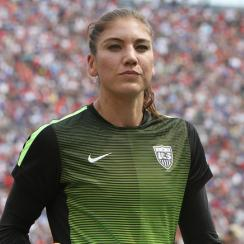 Hope Solo says the Zika virus in Brazil would keep her from traveling to the Olympics