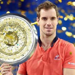 Richard Gasquet Open Sud de France final