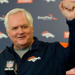 Super Bowl 50 Media Day: Wade Phillips
