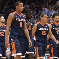 Virginia basketball