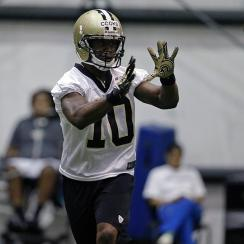 Saints receiver Brandin Cooks might have more roles than you think.