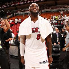 No matter where he goes, LeBron James is set for a handsome payday in 2014-15 and beyond.