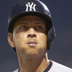 Alex Rodriguez is serving a season-long suspension for his role in the Biogenesis scandal.