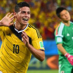 James Rodriguez is off to Real Madrid after a standout showing at the World Cup for Colombia.