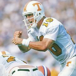 Peyton Manning headlines NFL's All-SEC alumni team