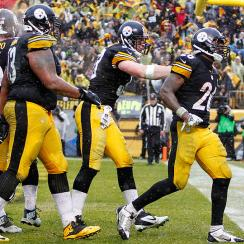 Le'Veon Bell Pittsburgh Steelers fantasy preview