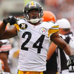 Ike Taylor discusses Pittsburgh Steelers' expectations, more