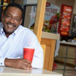 Former NBA player Junior Bridgeman now owns 240 restaruant franchises