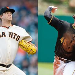 Matt Cain's elbow injury and Gerrit Cole's lat strain headline notable MLB second half injuries.