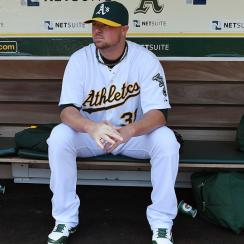 Athletics' Jon Lester tossed 6.2 innings in his team debut against the Kansas City Royals