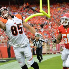 NFL breakout 2nd-year players: Tyler Eifert Jamie Collins, more