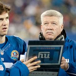 Former Giants OC Kevin Gilbride hired by NBC Sports