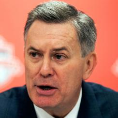 Tim Leiweke, who brought Michael Bradley and Jermain Defoe to Toronto FC and David Beckham and Robbie Keane to the LA Galaxy, is set to leave his role as CEO of Maple Leaf Sports and Entertainment in Toronto.