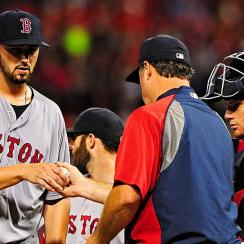 Brandon Workman and the rest of the Red Sox staff have been far from impressive this season and are leaving Boston manager John Farrell little with which to work.