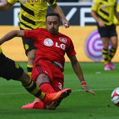 Karim Bellarabi scored the fastest goal in Bundesliga history after just seven seconds for Bayer Leverkusen against Borussia Dortmund