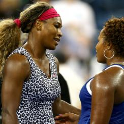 Taylor Townsend said she learned a lot from her first-round defeat to Serena Williams at the U.S. Open.