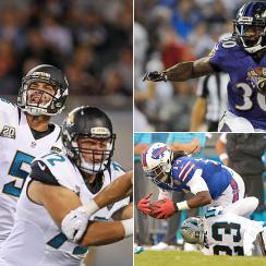 2014 NFL preseason highs, lows: Blake Bortles impresses; New York Giants disappoint