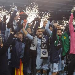 Sporting Kansas City agreed to a partnership with Brazilian powerhouse Fluminese FC.