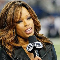 Pam Oliver talks Erin Andrews, demotion from FOX sideline reporting gig