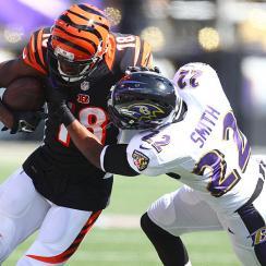 AFC North Week 1: Pittsburgh Steelers survive vs. Cleveland Browns, Cincinnati Bengals top Baltimore Ravens