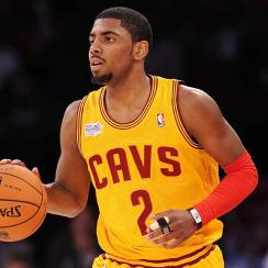 Cavaliers point guard Kyrie Irving would be a critical part of a hypothetical Team USA U23 squad for the FIBA World Cup.
