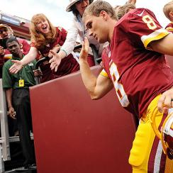 Fantasy football Week 2: Kirk Cousins replaces RGIII, Knowshon Moreno injured