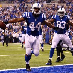 Should Ahmad Bradshaw be your fantasy starter ahead of Trent Richardson?