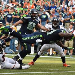 NFL Week 3: Seattle Seahawks win Super Bowl rematch with Denver Broncos in overtime thriller