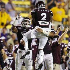 After being unranked last week, Mississippi State now sits at 4-0 and No. 14 in the Week 5 AP poll after its huge road upset of LSU