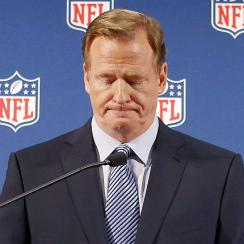 Should Roger Goodell keep job as NFL commissioner in wake of Ray Rice, Greg Hardy scandals?