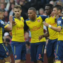 Arsenal has enjoyed some success this season, but its bigger-picture flaws remain the same.