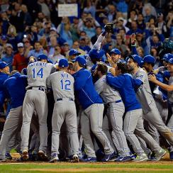 Royals clinch first playoff berth in 29 years