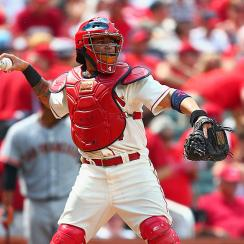 Yadier Molina St. Louis Cardinals playoff preview