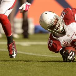Calais Campbell, MCL injury, Cardinals, out three to four weeks, injury, NFL