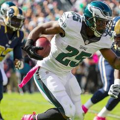 Fantasy Football Week 5: LeSean McCoy struggles again for Philadelphia Eagles