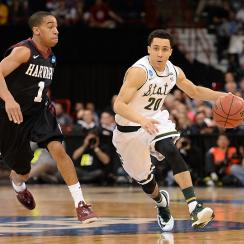 Travis Trice has suffered more than his share of setbacks at Michigan State, but he believes his senior season will be different.