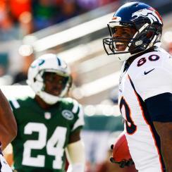 Julius Thomas it's so easy, Julius Thomas touchdown vs. Jets, Julius Thomas Broncos Jets