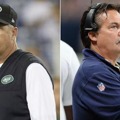 NFL Week 6 winners, losers: Jeff Fisher, Rex Ryan in trouble