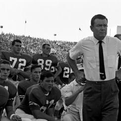 Darrell Royal was revered in Texas for leading the Longhorns to