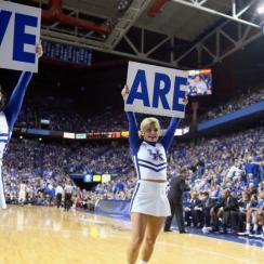 Drake Kentucky Big Blue Madness