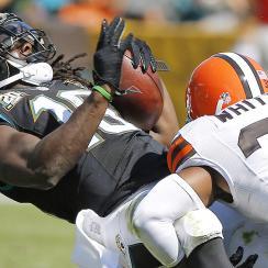 Fantasy Football Week 7: Denard Robinson impresses for Jacksonville Jaguars