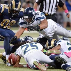 NFL Week 7: Seahawks showing Super Bowl hangover in loss to Rams, more highlights and analysis from Sunday's action
