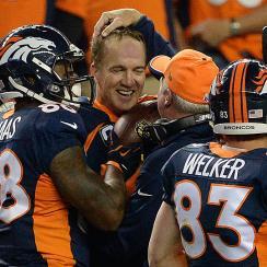 NFL Week 7 Sour Rankings: Denver Broncos choreograph Peyton Manning celebration
