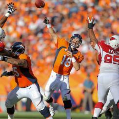 NFL Week 8: Super Bowl chances of Broncos, Cowboys, Eagles, Cardinals